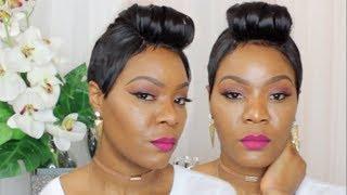 Braided Pixie | Lace closure Pixie | Fishtail Braid