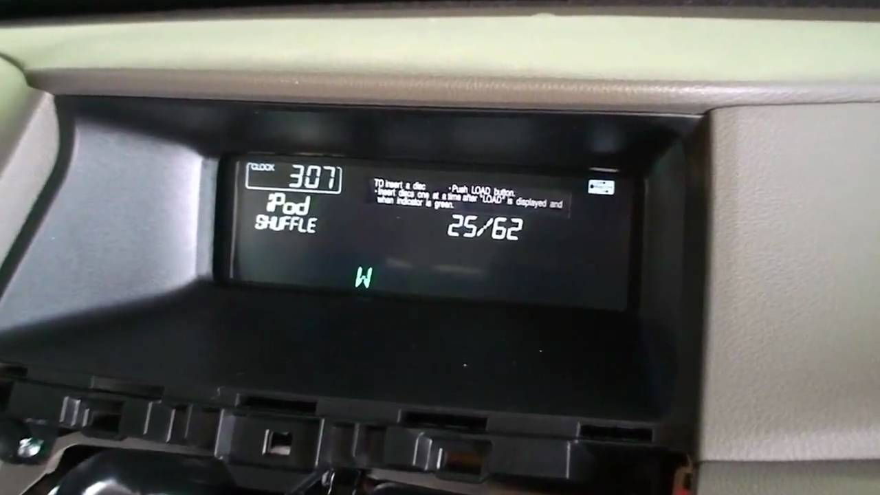 Episode 180 8th Generation Honda Accord Usb Audio