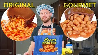"""Scientist"" Attempts to Make Gourmet Bean Cups"