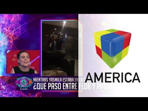 El video que prueba el encuentro de Patricio con Florencia Zaccanti