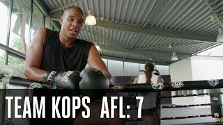 Bonjasky traint aanstormend talent Levi Rigters! | TEAM KOPS #7