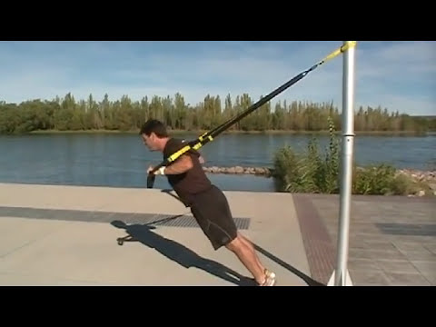 70 TRX EXERCISES