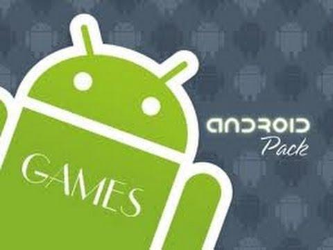 pack de juegos para cualquier android