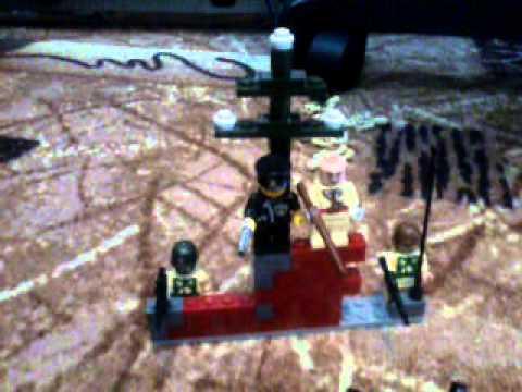 Лего военная база инструкция