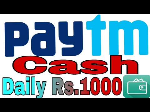 Live Proof Rs 1000 Paytm Cash Earn Daily Online | Databuddy App Free Paytm Cash Earn (Hindi Video)