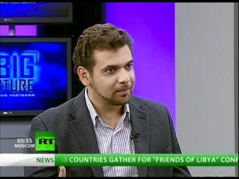 Hartmann: Raed Jarrar - Wikileaks war crime was reported in Iraq - not the US