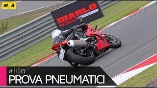 Pirelli Diablo Rosso Corsa II - prova in pista e su strada