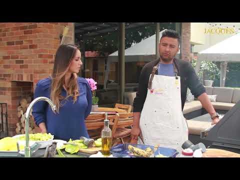 Cocinando con Jacques - Alex Campos y Natalia Rodríguez