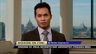MISSION ON FIRE: 2300 Day Prophecy by Pastor Cogruaj Lis.