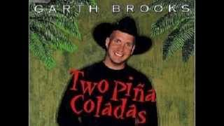 Watch Garth Brooks Two Pina Coladas video