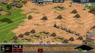 AoE 22 Shang Tự Do Xi Măng, TuTj vs Đức Anh, U97 Ngày 22-12-2017