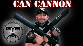 "The Can Cannon [ EXTREME Full Review ] ""X-Products Games"""