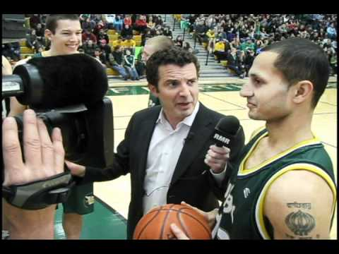 Rick Mercer comes to UNBC in Prince George