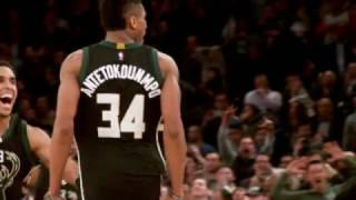 NBA Game Spotlight: Giannis At The Garden
