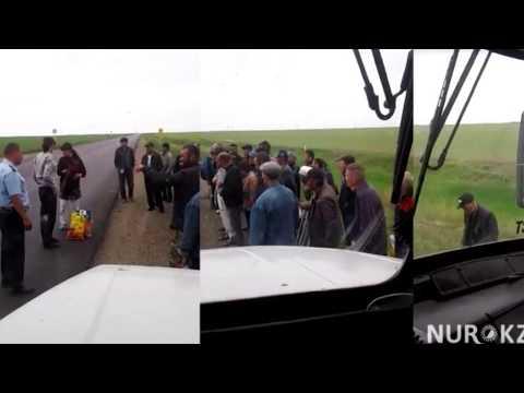 В Казахстане бездомных вывозят с Астаны и бросают в степи? Это из-за ЭКСПО?