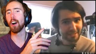 """Asmongold Reacts To Athene's Original Video """"Best Paladin of The World pwning nubs """""""