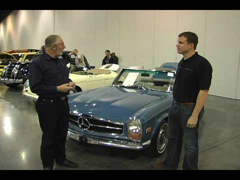 1970 Mercedes-Benz 280SL Review - Sports Car Market Magazine