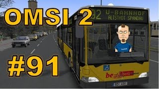 【ツ】 OMSI 2 DER OMNIBUSSIMULATOR #91 ★ Add-on 3 Generationen Gelenkbusse Teil 6/9 ★ Let's play Omsi 2