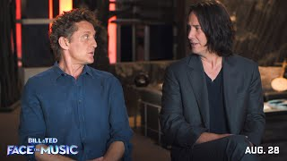 BILL & TED FACE THE MUSIC: Behind the Scenes - A Most Triumphant Duo