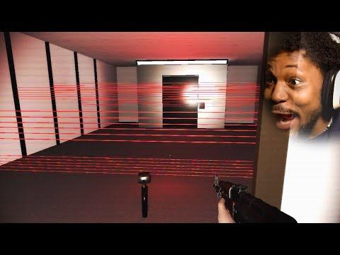 LASER ROOMS NOW!? BRO, HOW!?   Sneak Thief (Update)