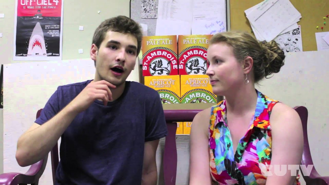 Fringe Interview Series CUTV - Around Miss Julie