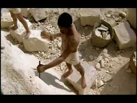 Pharaohs-The Great Pyramid of Egypt (How was it built?) - BBC 3 of 6  = 2011