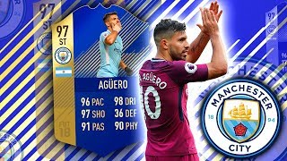 TOTS AGUERO 97! THE BEST STRIKER IN FIFA 18? FIFA 18 ULTIMATE TEAM