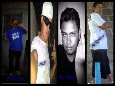 Ranfla Antigua-Mack Mc ft M.T ft McKing´s ft Mc.Roman.C-Rap Apatzingan 2013