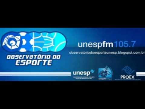 202 - Observatório do Esporte - Unesp FM - 31/10/15