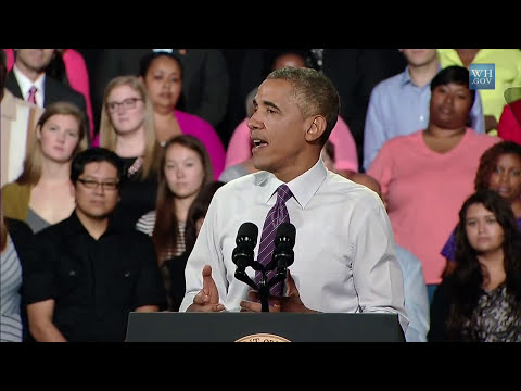 The President Speaks in Kansas City, Missouri