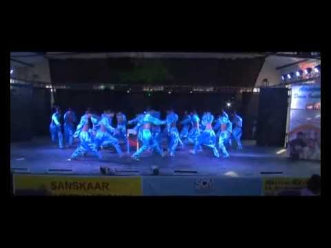 atamjeet dance institute show 2012 ......group dance on arambh...