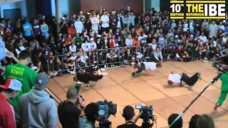 IBE 2010 Jackhammers Champion longest move Easyman Mi.K.L Enfant Perdu