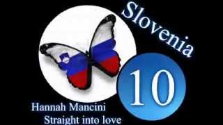 Top 10 Eurovision Songs 2013 MY LIST By A VideoMp4Mp3.Com