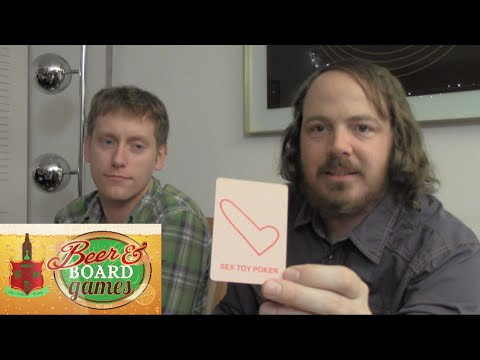 Sex Toy Poker - Beer and Board Games