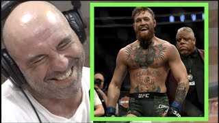 Joe Rogan on Conor McGregor Punching That Old Guy