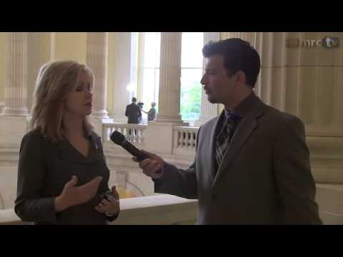 Interview With Rep. Marsha Blackburn - Pt. 1