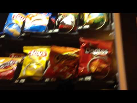 For Cannycart: Buying cheetos out of the vending machine @ LaQuinta Inn & Suites Deerfield Beach, FL