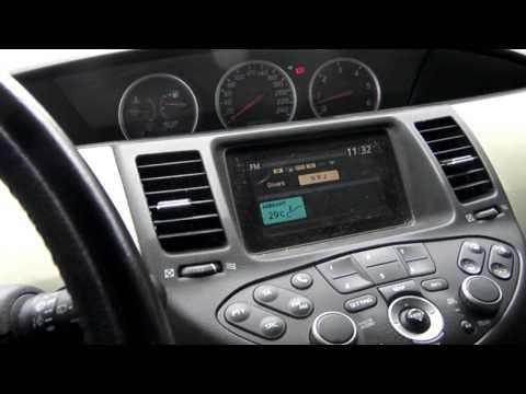 Nissan Primera P12 Start Engine [HD]