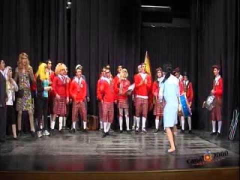 Murga makarras 2014 La Solana