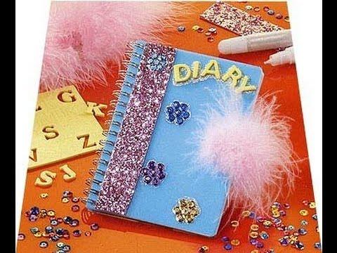 Мой личный дневник своими руками фото