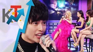 Ethel, Roxanne at Ana, kinantahan ng Japanese songs si Fumiya
