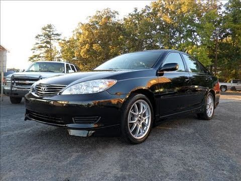 short takes 2006 toyota camry special edition start up