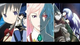 AMV Kuudere Characters - Cold as Ice