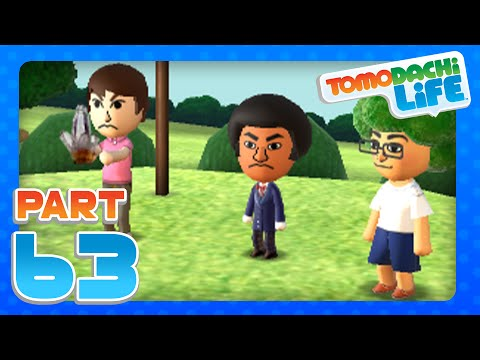 Tomodachi Life - Part 63 - Triple Threat Love! (3DS)