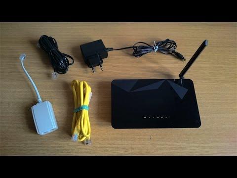 Configurare router wifi
