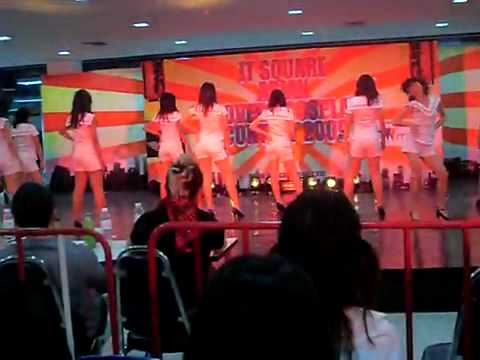THE CONFECTIONERY Cover snsd – tell me your wish @ IT SQUARE