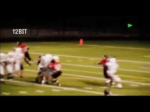 Top Harford County Running Back Noel Spencer #28 Edgewood High School