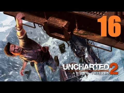 Uncharted 2: Among Thieves Story Walkthrough (Part 16)