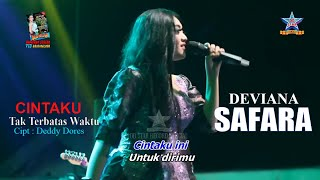 download lagu Deviana Safara - Cintaku Tak Terbatas Waktu Official Music gratis