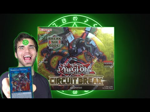 *NEW* YuGiOh Circuit Break Booster Box Opening & Review! Booster Box Giveaway!!